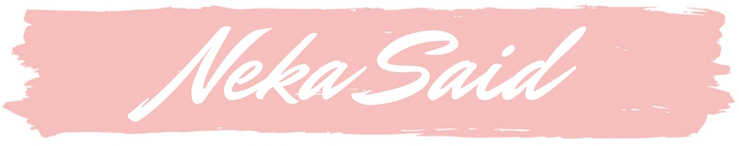 Neka Said Logo